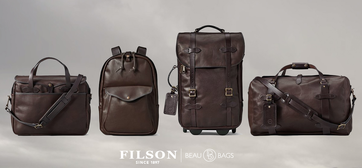 Filson Weatherproof Journeyman Backpack Leather, perfect backpack guaranteed for life