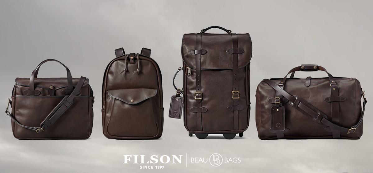 Filson Weatherproof Journeyman Backpack Leather, perfect backpack guaranteed for life