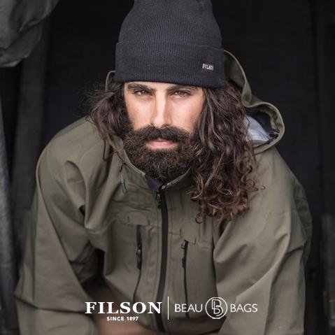 Filson Neoshell Reliance Jacket Olive Drab, comfortabel, waterdicht en zeer goed ademende jas
