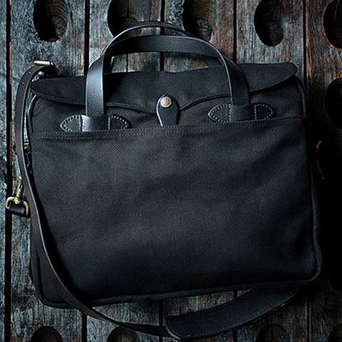 Filson Original Briefcase Black