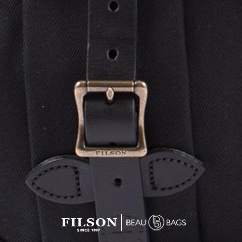 Filson Rucksack Black detail