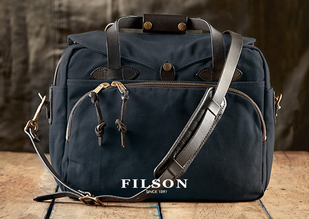Filson Computer Bag Navy