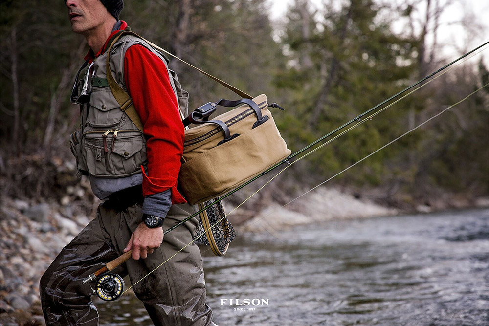 Filson Soft Sided Cooler, unfailing goods