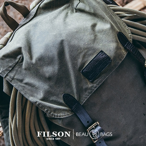 Filson Ranger Backpack Otter Green