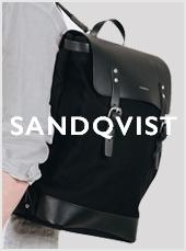 Sandqvist tassen, rugzakken en rugtassen voor dames en heren