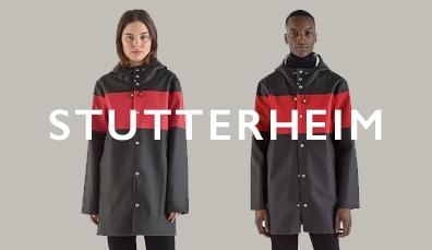 Stutterheim regenjassen voor dames en heren