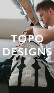 Topo Designs tassen voor dames en heren