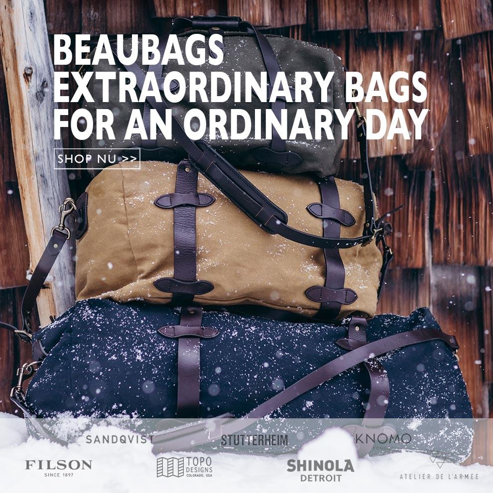 De mooiste tassen vindt je bij BeauBags