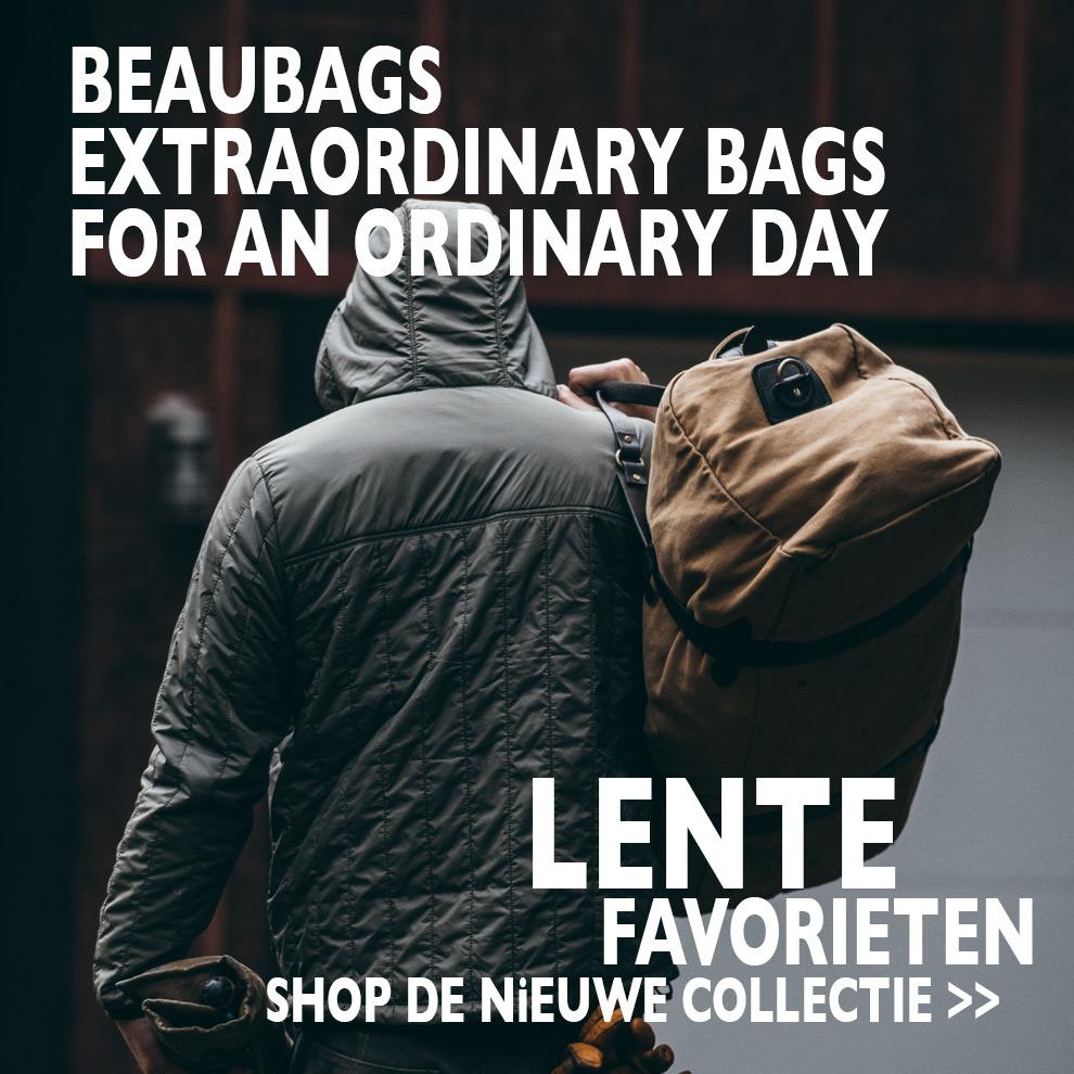 De mooiste tassen en rugzakken koop je bij BeauBags, jouw tassen specialist