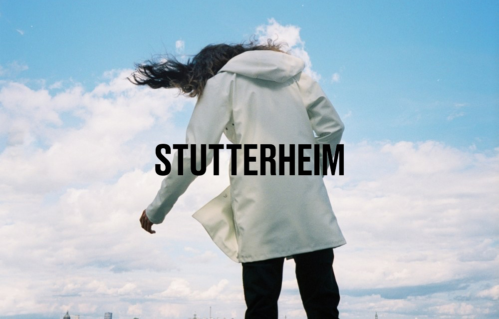 Stutterheim Raincoats, stylish and endlessly practical rain wear
