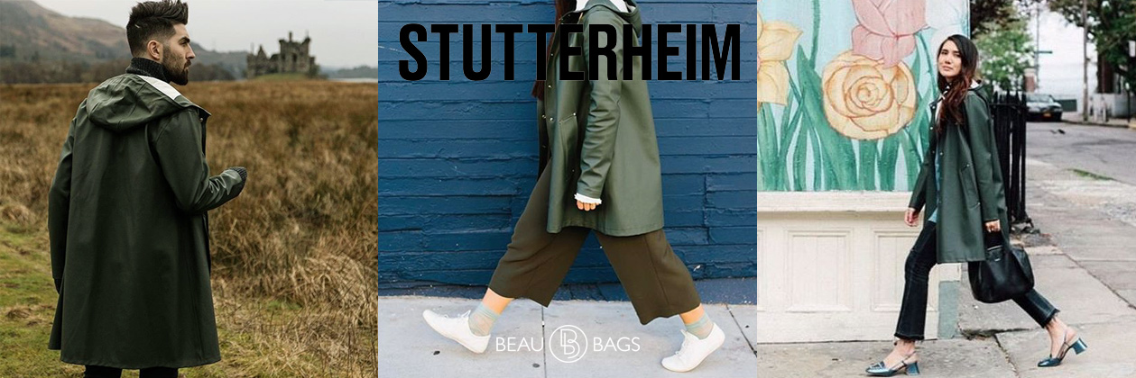 Stutterheim Stockholm Amazon Green Lifestyle