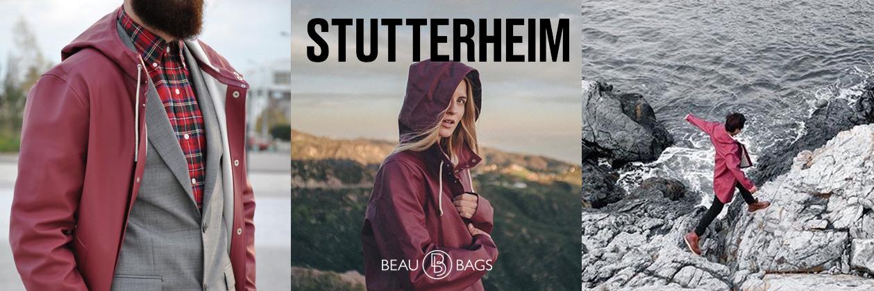Stutterheim Stockholm Burgundy Lifestyle