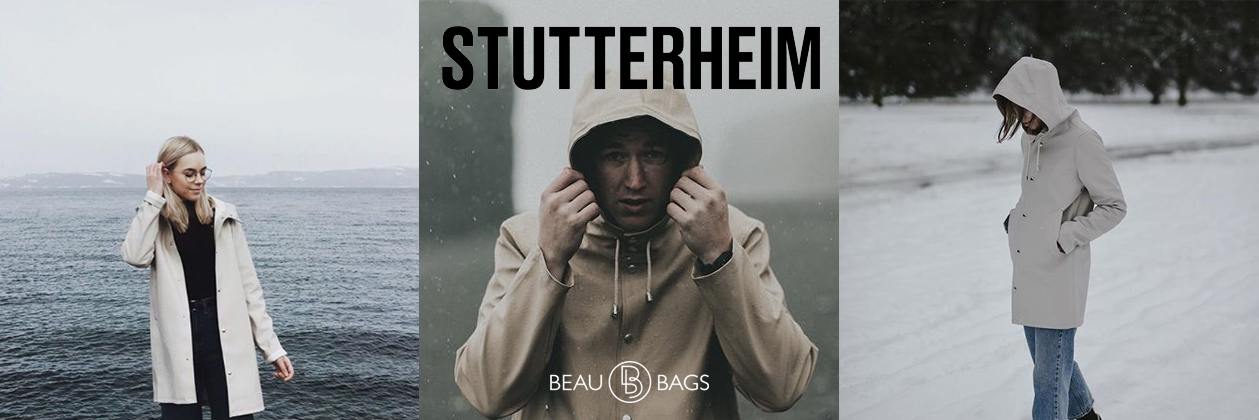 Stutterheim Stockholm Light Sand Lifestyle