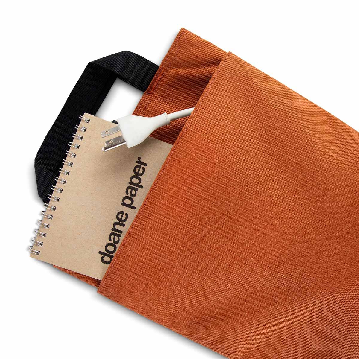 Topo Designs Laptop Sleeve Clay, gevoerde Laptop Sleeve past comfortabel de meeste 13
