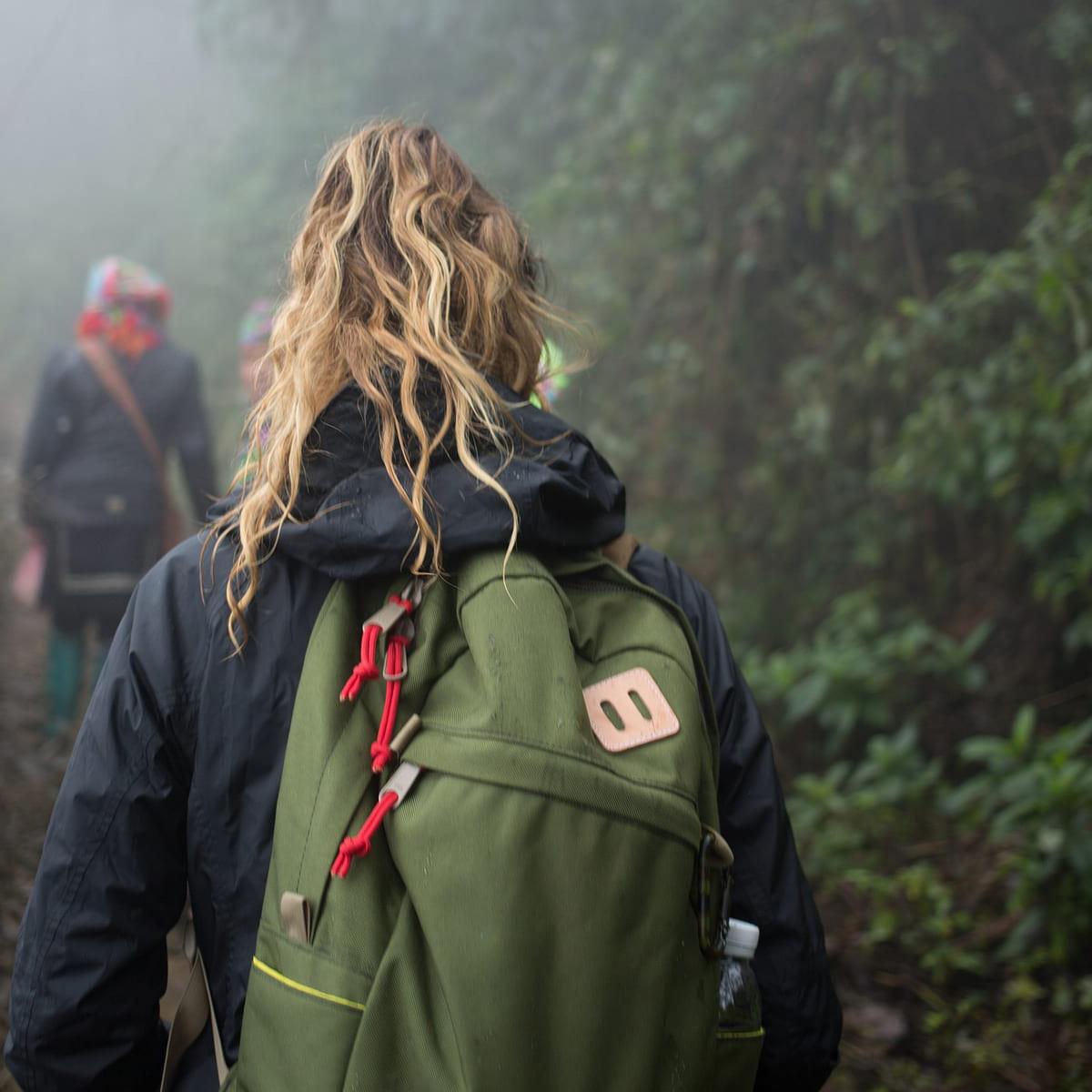 Topo Designs Daypack backpack Olive, ook op vakantie je beste vriend