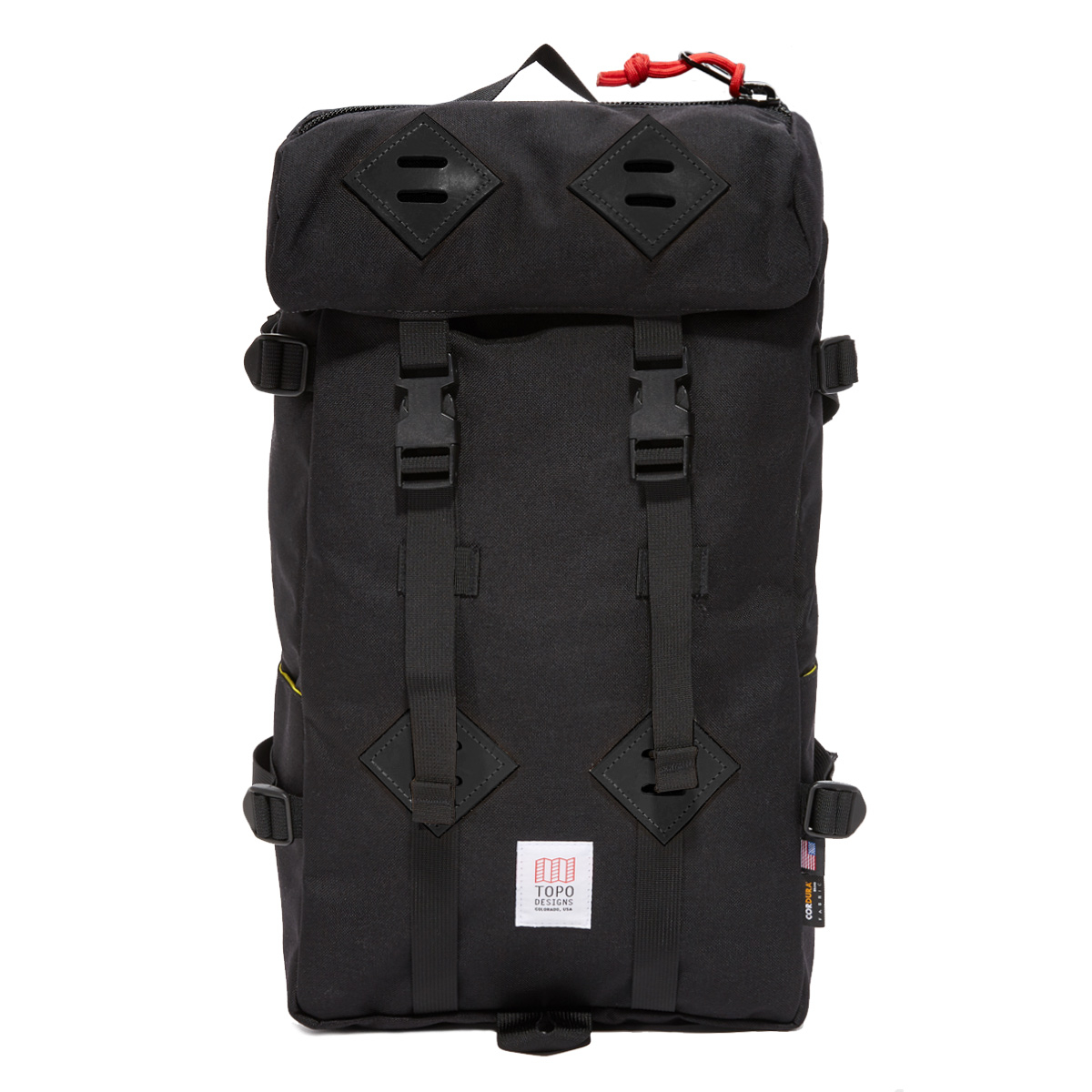 Topo Designs Klettersack, classic backpack from Topo Designs