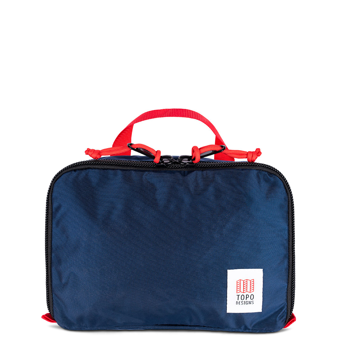 Topo Designs Pack Bag 5L Navy, a simple, durable and highly functional way to organize your luggage