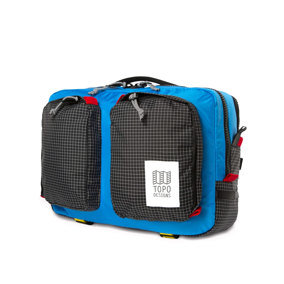 Topo Designs Global Briefcase Blue/Black, the perfect bag for everyday carry