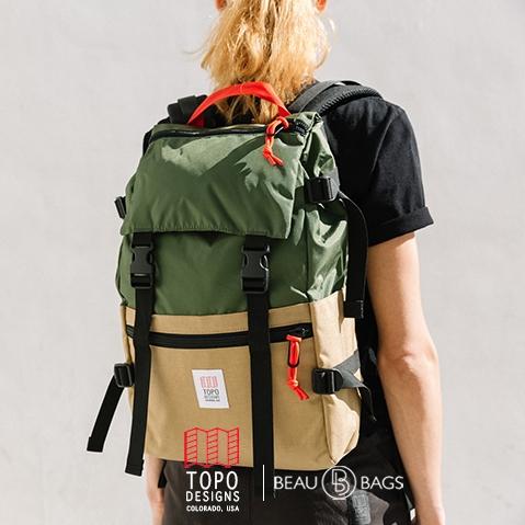 Topo Designs Rover Pack Olive/Khaki