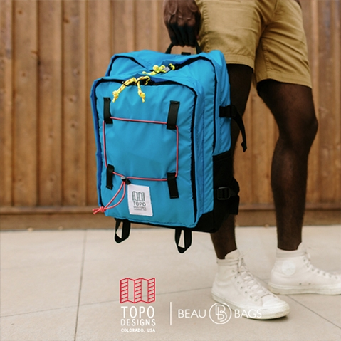 Topo Designs Stack Pack Royal