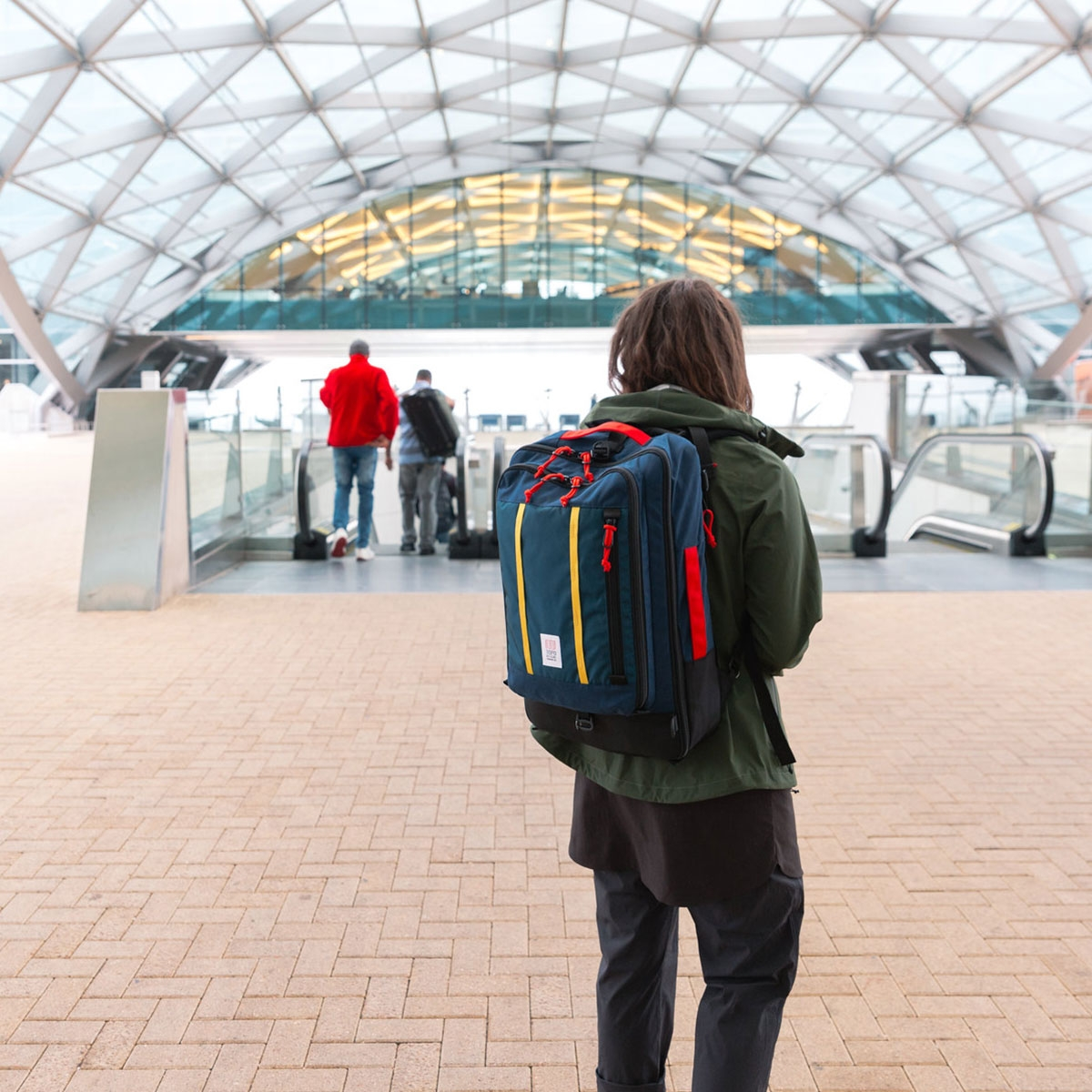 Topo Designs Travel Bag, the most versatile travel bag