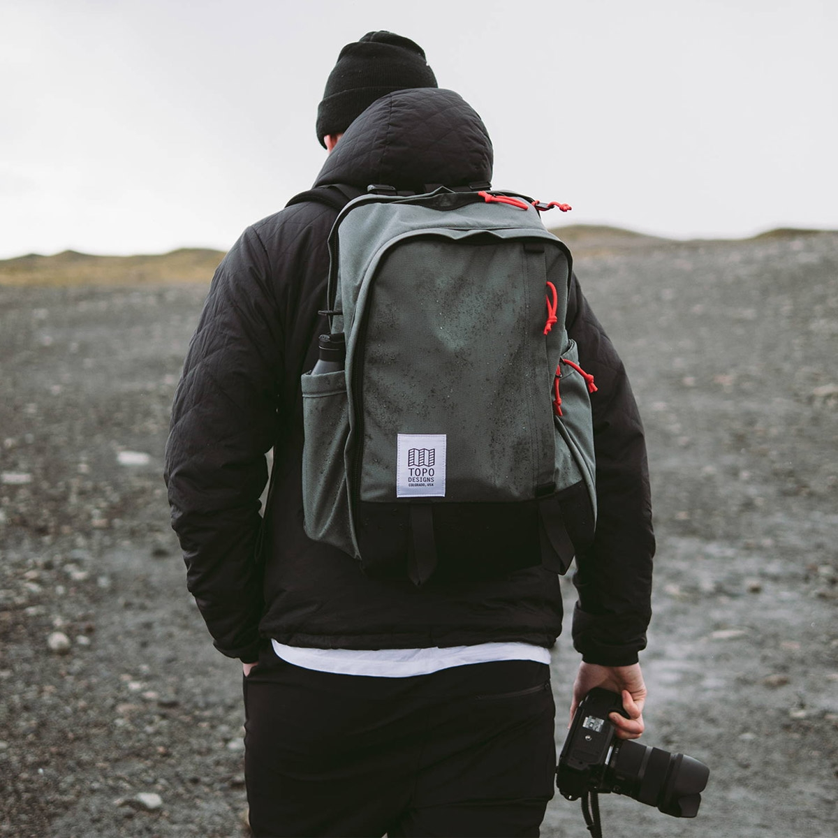 Topo Designs Core Pack, perfect backpack for business travel or school commute