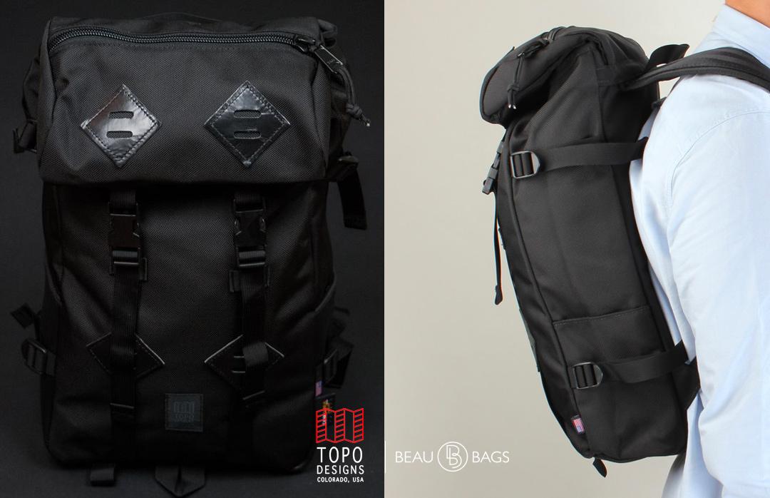 Topo Designs Klettersack Ballistic